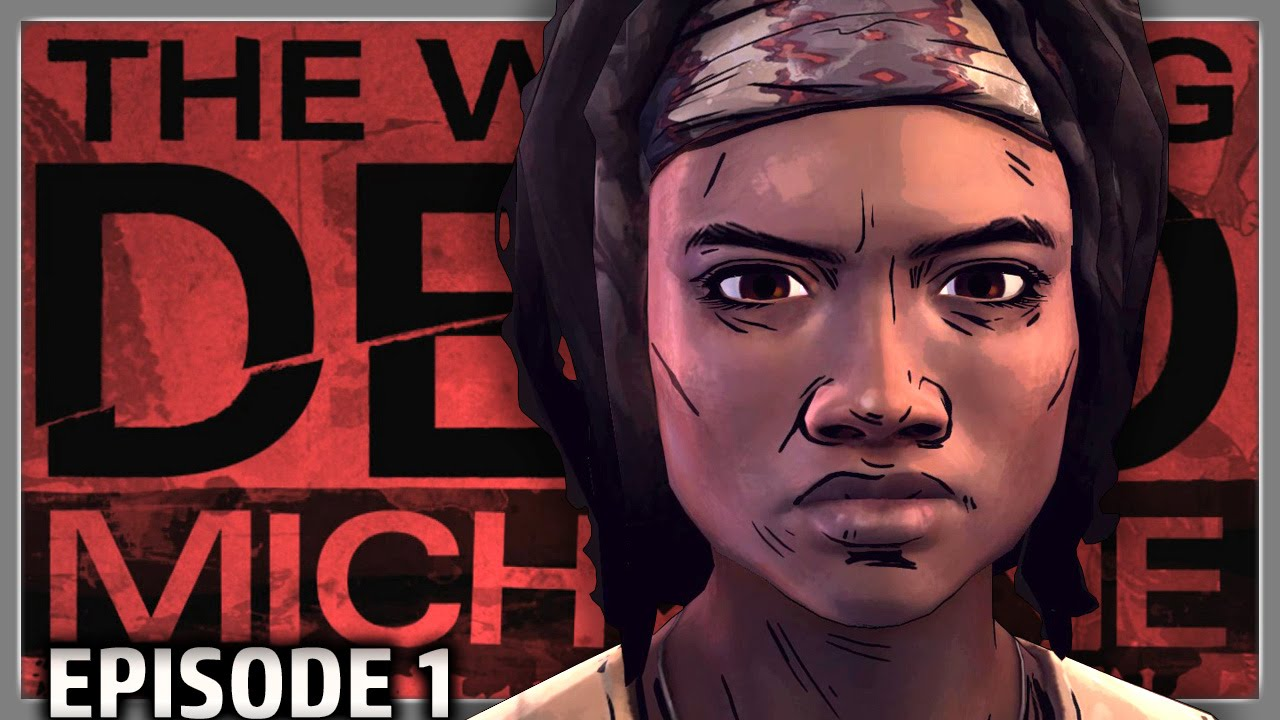 The Walking Dead Michonne Episode 1 Screen