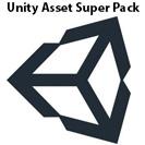دانلود مجموعه 2015 Unity Asset Super Pack