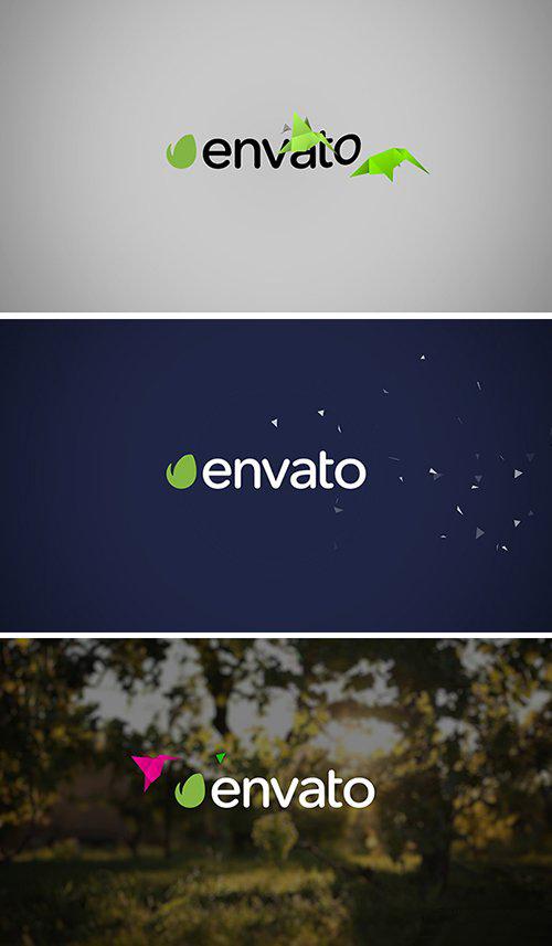 Videohive.Flat.Bird.Quick.Logo.Reveal-Image-www.download.ir