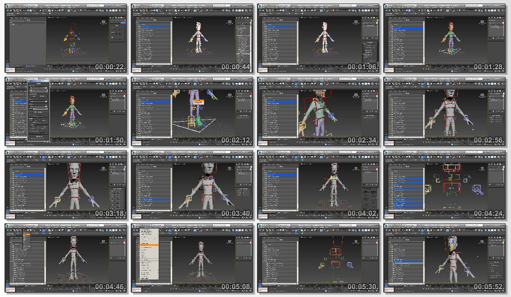 Your Character Rigs Beyond The Basics In 3ds Max