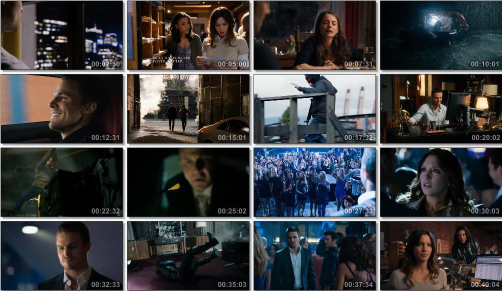 دانلود سریال Arrow 2012 با کیفیت 1080p Web Dl