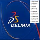 دانلود نرم افزار شبیه سازی فرآیند ساخت ، تولید و مونتاژ DS DELMIA v5-6R2016
