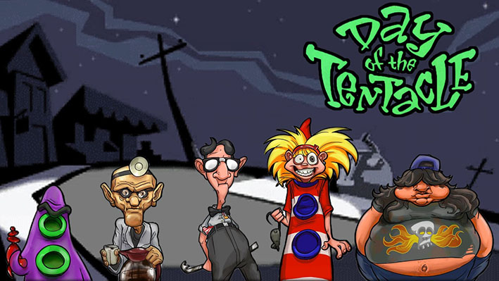 Day of Tentacle Remastered Screen 2
