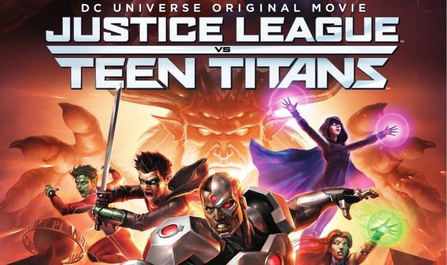دانلود کارتون Justice League vs. Teen Titans 2016