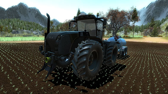 PROFESSIONAL FARMER 2017 - Reloaded Screen 1