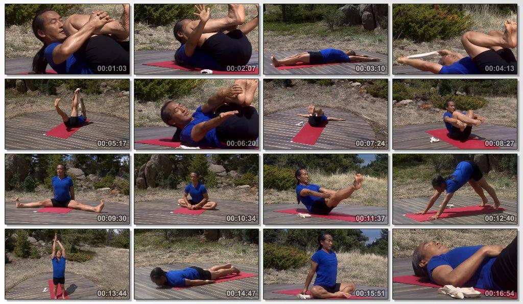 Rodney Yee Daily Yoga