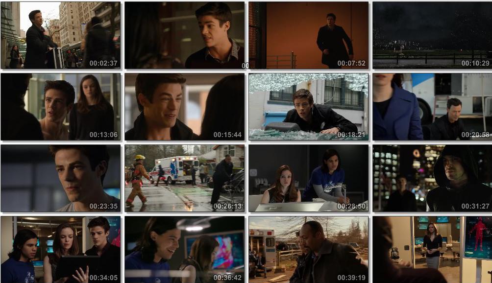 دانلود سریال The Flash 2014 با کیفیت 1080 Web-Dl