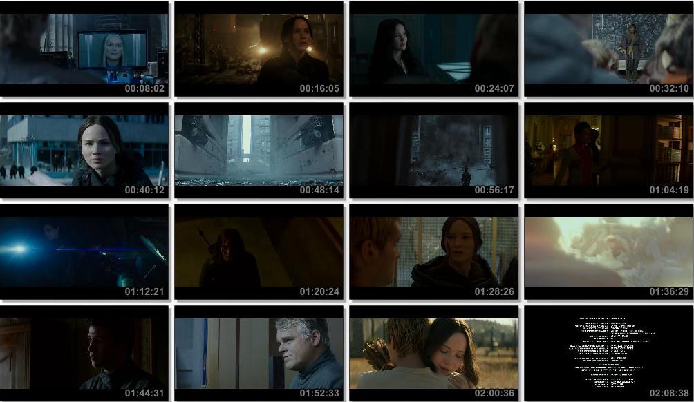 دانلود فیلم The Hunger Games Mockingjay Part 2 2015 با کیفیت 1080p bluray