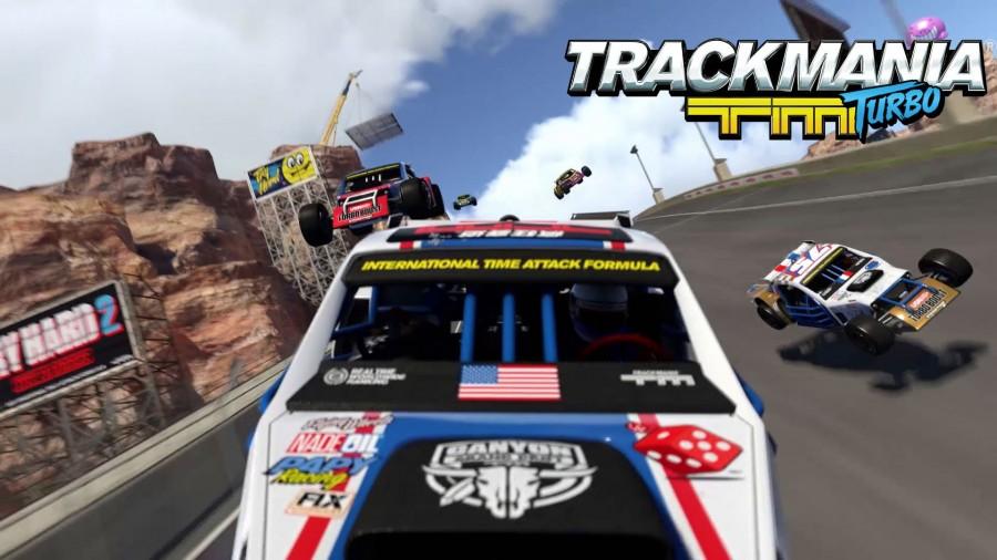 دانلود بازی جدید Trackmania Turbo 2016 نسخه Codex