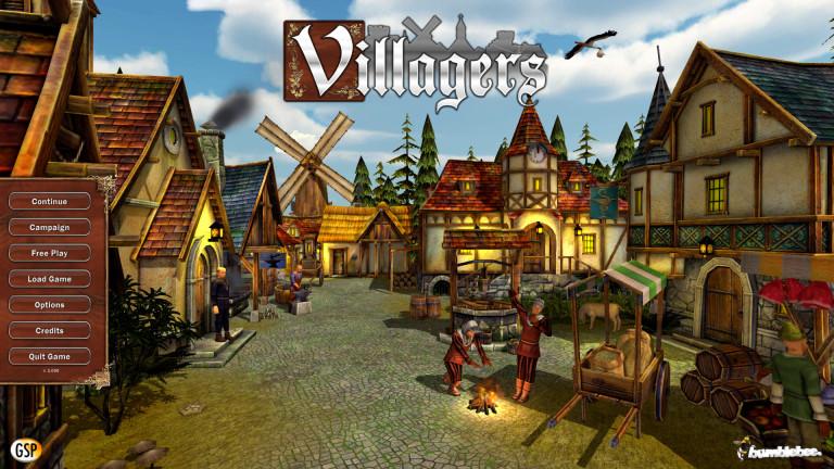 دانلود بازی Villagers 2016