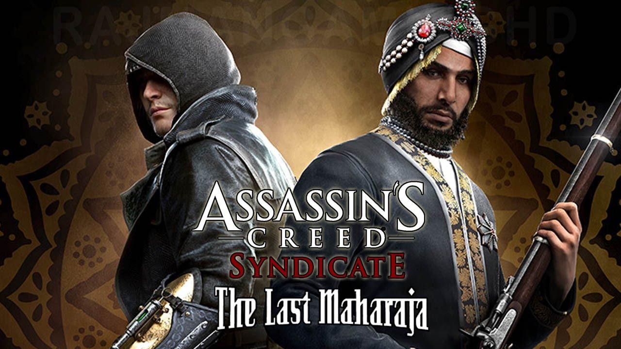 دانلود محتوای الحاقی assassins creed syndicate the last maharaja