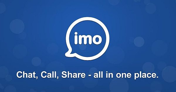 imo free video calls and chat - iOS