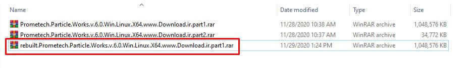 راهنمای تعمیر فایلهای فشرده دانلود شده WINRAR Repair