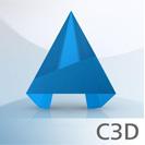 دانلود نرم افزار اتوکد مخصوص مهندسین عمران و شهر سازی Autodesk AutoCAD Civil 3D 2017