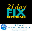 BeachBody - 21 Day Fix Extreme