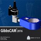 دانلود نرم افزار برنامه نویسی دستگاه های سی ان سی GibbsCam 2016