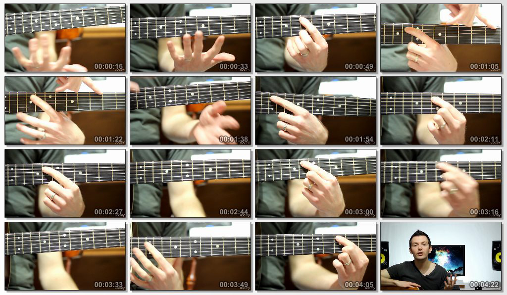 Learn Every Note On Your Guitar With One Concept