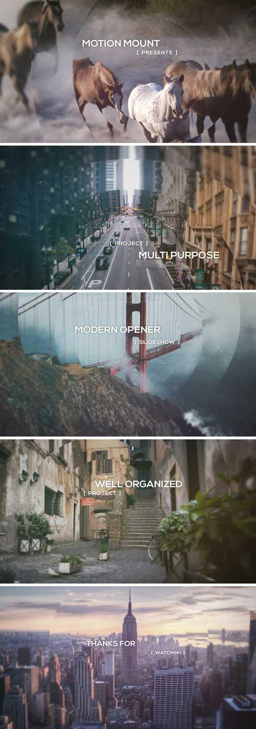 Videohive 12363608 Modern Opener Slideshow v3