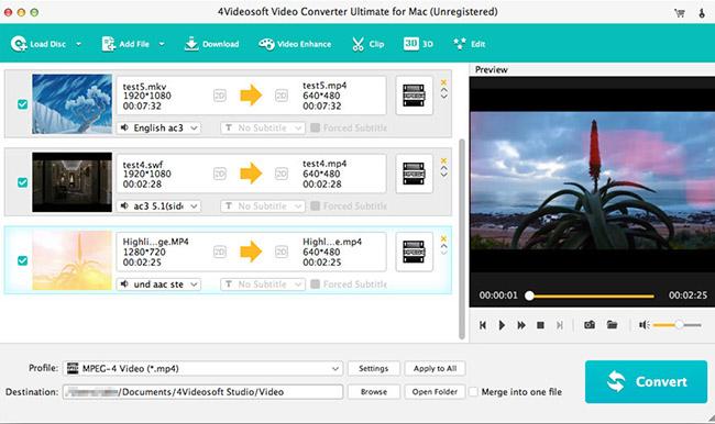 4videosoft video converter ultimate دانلود برنامه