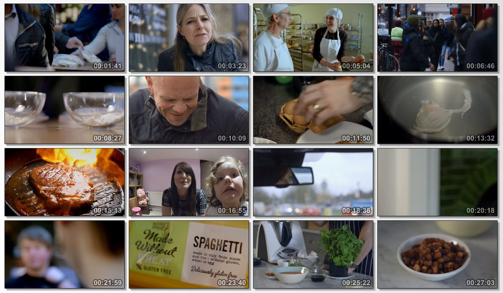 BBC Food Detectives 2016