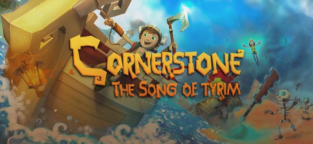 دانلود بازی کامپیوتر Cornerstone The Song of Tyrim نسخه CODEX