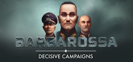 دانلود بازی کامپیوتر Decisive Campaigns Barbarossa نسخه Skidrow