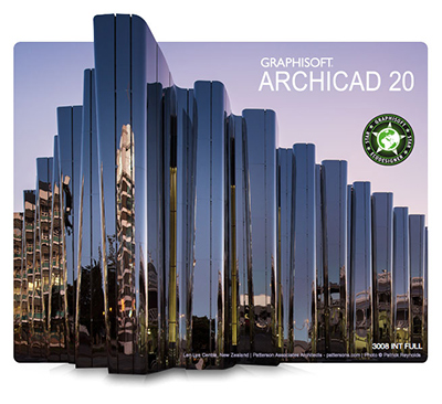 GraphiSoft-ArchiCAD-MacOSX-v20-Cover