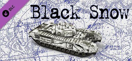 دی ال سی Graviteam Tactics Mius Front Black Snow