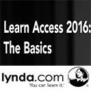 Learn Access 2016 The Basics