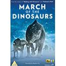 دانلود فیلم مستند March of the Dinosaurs 2011
