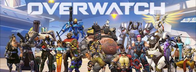 دانلود بازی overwatch برای pc