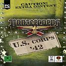 دانلود بازی کامپیوتر Panzer Corps US Corps 42 نسخه SKIDROW
