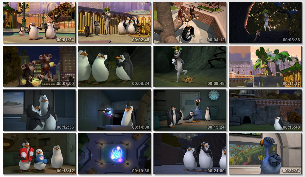 Penguins Of Madagascar Operation Search and Rescue