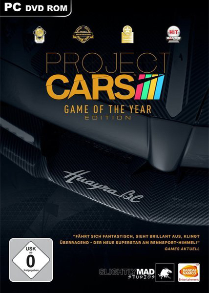 Project Cars Game Of The Year Edition Upgrade