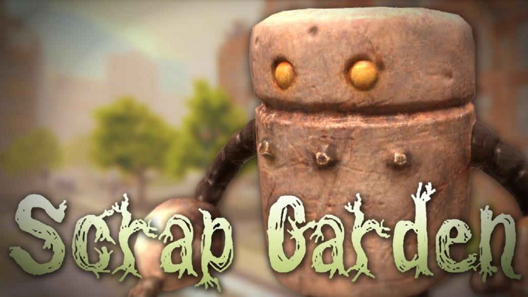 دانلود بازی کامپیوتر Scrap Garden نسخه PLAZA