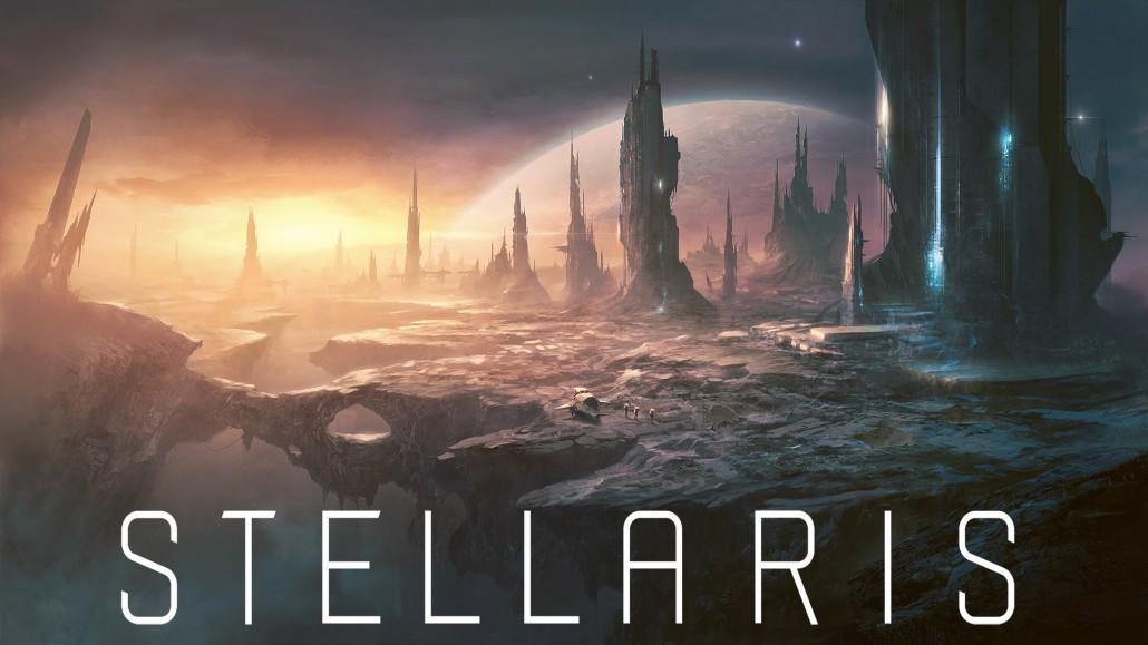 دانلود بازی کامپیوتر Stellaris نسخه CODEX