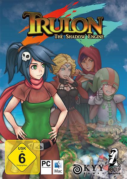 نتیجه تصویری برای دانلود بازی Trulon The Shadow Engine برای PC