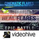 دانلود Videohive Cinematic Flares