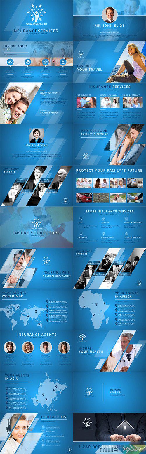 Videohive Insurance Services Presentation
