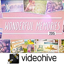 دانلود Videohive Wonderful Memories Slide Show