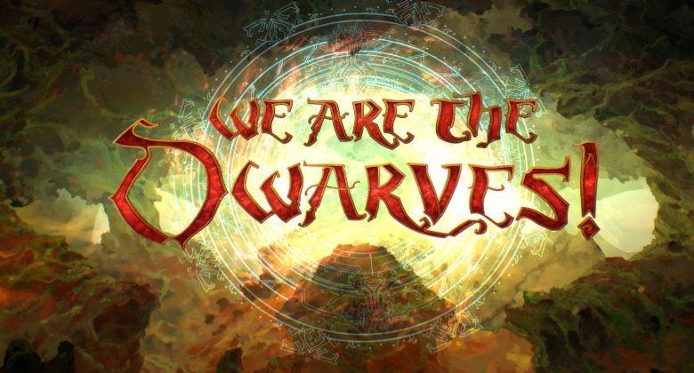 دانلود بازی کامپیوتر We Are The Dwarves نسخه CODEX