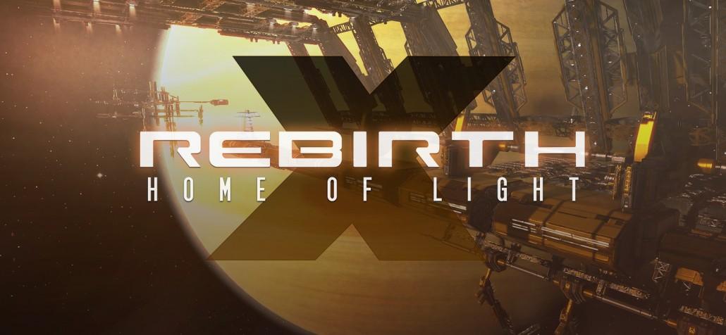 دانلود بای کامپیوتر X Rebirth Home of Light نسخه Codex
