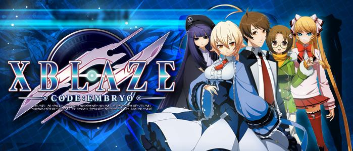 دانلود بازی کامپیوتر XBlaze Code Embryo نسخه CODEX