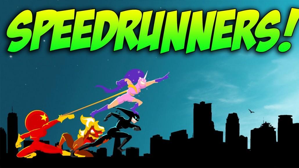 دانلود بازی کامپیوتر SpeedRunners نسخه plaza