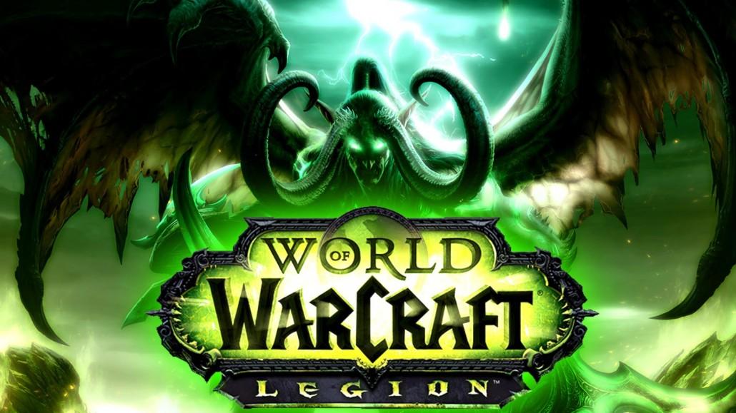 دانلود بازی کامپیوتر World of Warcraft Legion