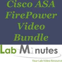 Cisco ASA FirePower Video Bundle