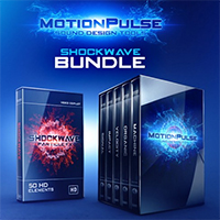 دانلود پکیج افکت های صوتی MotionPulse BlackBox & Shockwave Bundle