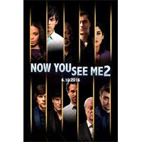 دانلود فیلم سینمایی Now You See Me 2 2016