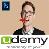 Photoshop-CC-Photoshop-Actions-Course-With-100-Actions-Logo