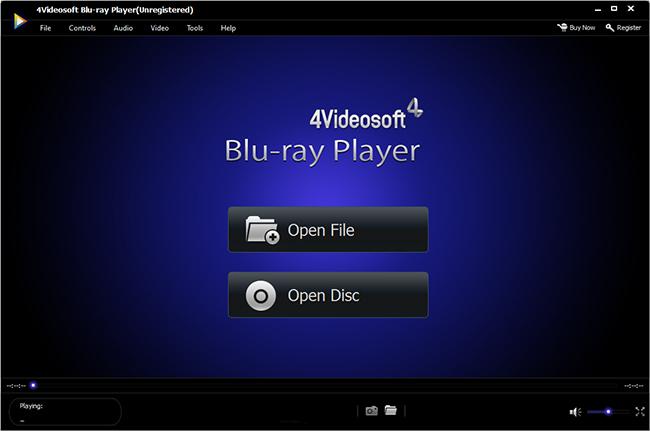 4Videosoft-Blu-ray-Player-Screen